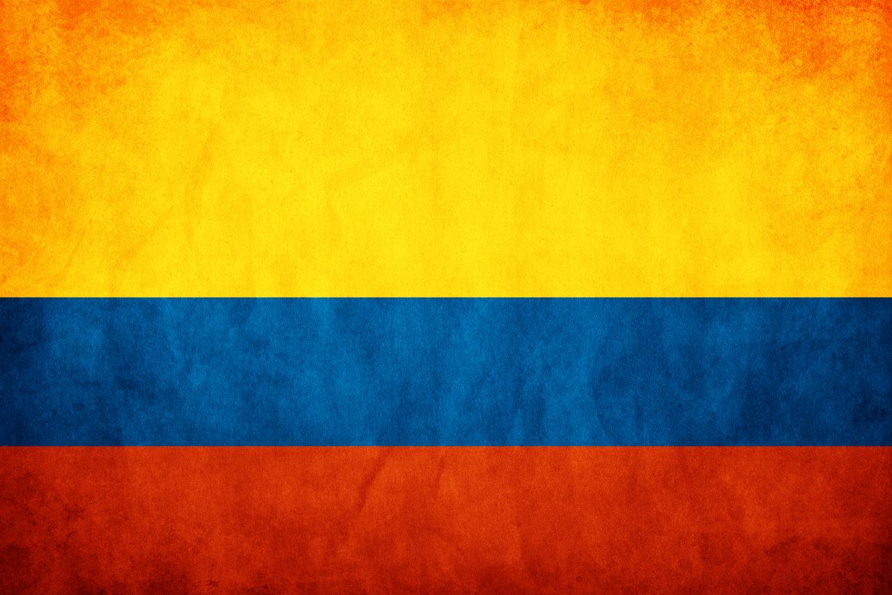 colombian flag sev network